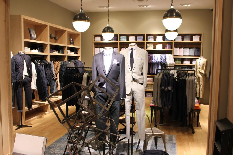 JCrew Canadian Store Concepts Market Mall Mr (5)