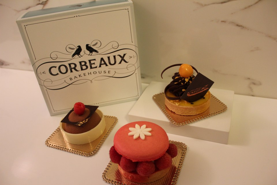 Corbeaux Bakehouse Sweets Baking Valentines