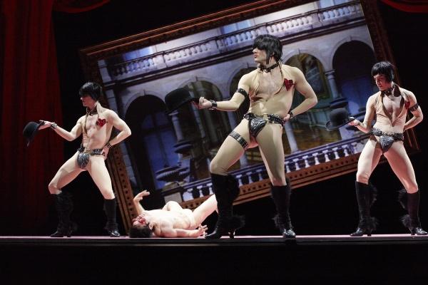 Love Lies Bleeding Alberta Ballet Stuart Gradon calgaryherald