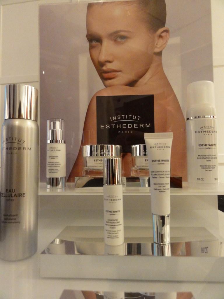 Institut_Esthederm_Paris_ESTHE_WHITE_SYSTEM_Launch_Luxury_Skincare_Montreal