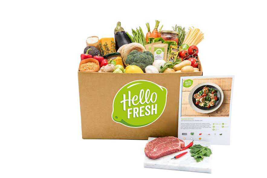 Hello Fresh Box Kosten