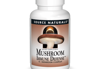 Mushroom Immune Defense Featured