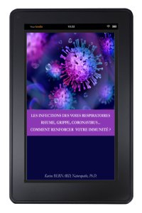 livre numérique comment renforcer votre immunité lors d'infections respiratoires