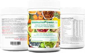 immunopower for cancer health