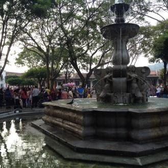 Zocalo Antigua