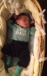 Oct Baby Nap