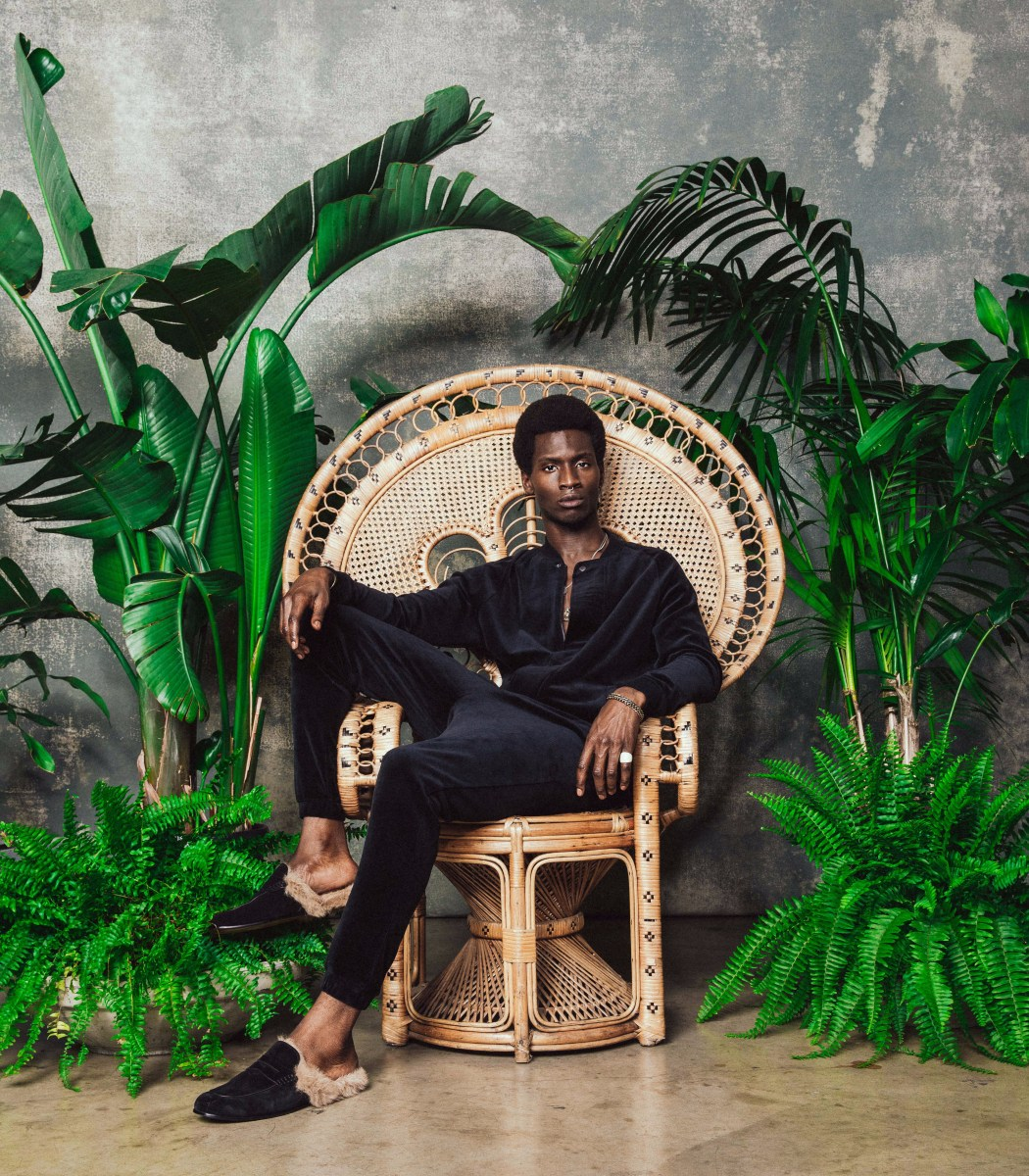 """Just Another Day in The Jungle"": Adonis Bosso on Releasing His First Single"