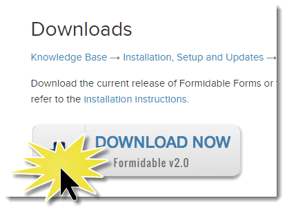 Download Formidable Pro 2.0