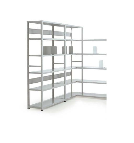 Estanterias | IMOC.es | Muebles de oficina Granada y mobiliario para el comercio en general