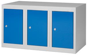 Taquilla de vestuario Serie NALT | Muebles de oficina Granada | IMOC.es