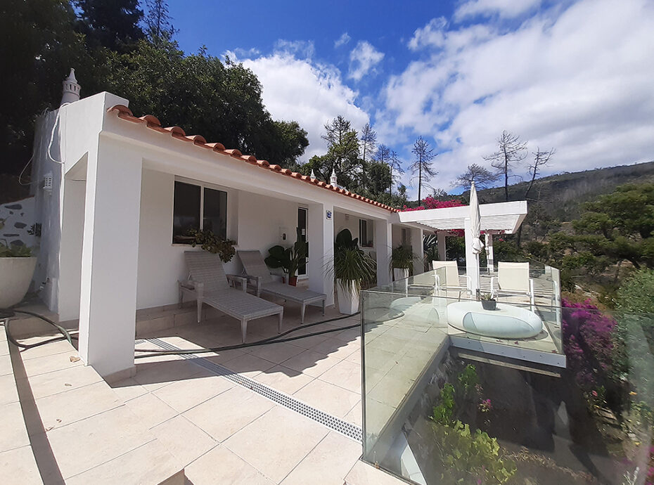 Monchique Real Estate Countryside villa with pool for sale