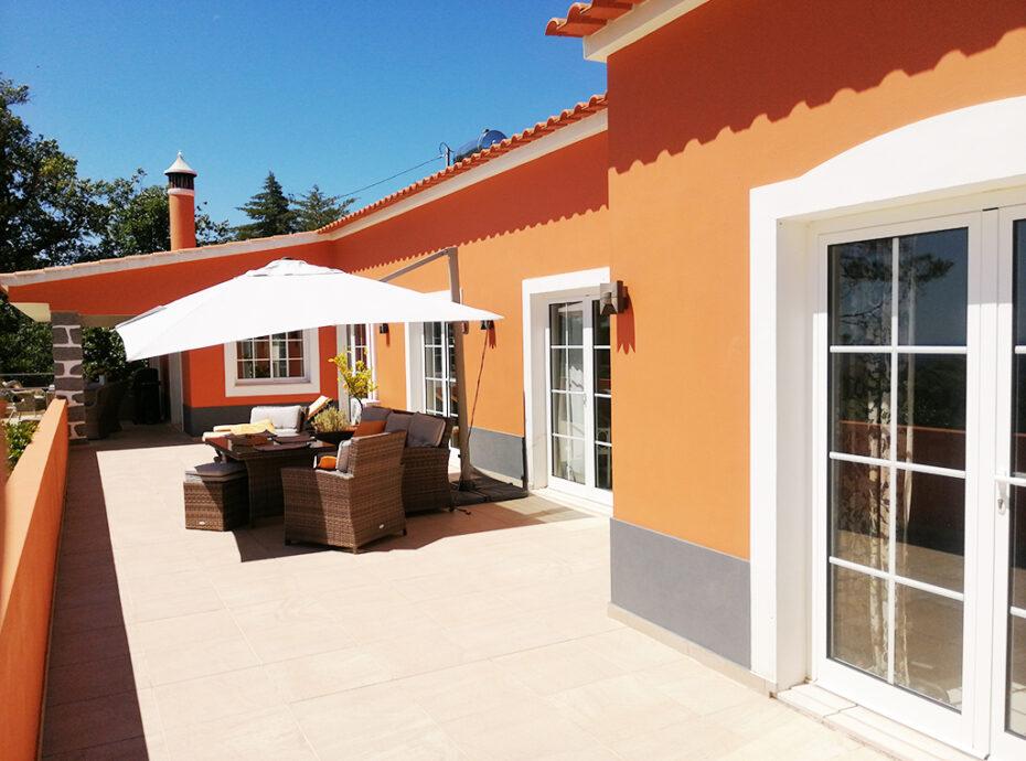 Villa with pool Monchique for sale