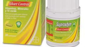 Supradyn Siluet Control, un buen amigo de nuestro organismo