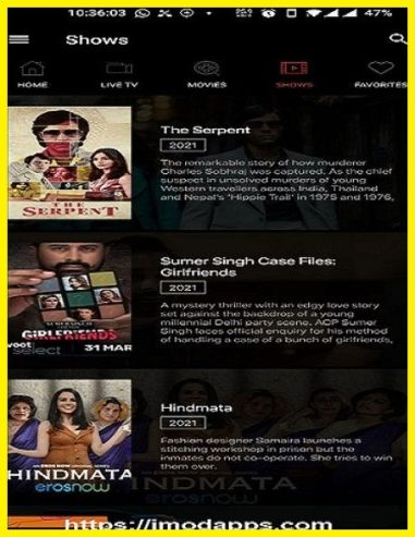 Hunk TV APK Mod v3.5 Latest Version 2021 Free For Android