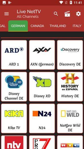 Live Net TV Mod APK v4.9 (2021) For Android