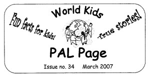World Kids PAL Page