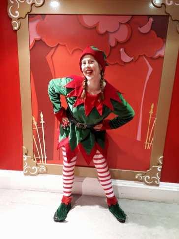 I'm a Christmas Elf!