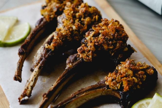 普羅旺斯烤羊排食譜|第一次做就上手!學會烤羊排這道菜,招待客人超體面~