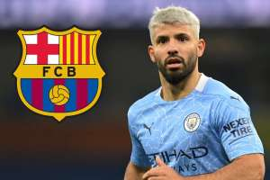 Aguero makes promise after joining Barcelona