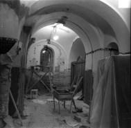 Восстановление храма в честь прп. Иоанна Рыльского. 1989 г.
