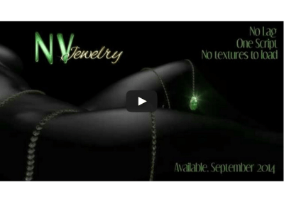 Virtual World Jewelry Company Commercial