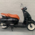 2020 Peugeot Django 150 S For Sale At Mca Campbelltown Nsw Black Motorcycle Accessories Supermarket