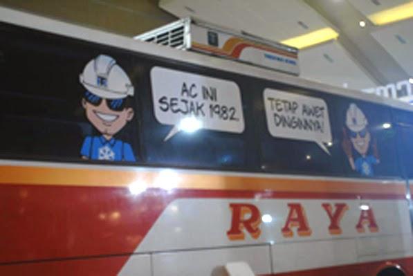 Jenis - Jenis Air Conditioner (AC) Yang Terdapat Pada Bus Besar Maupun Kecil