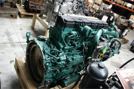 volvo b7r engine d7e