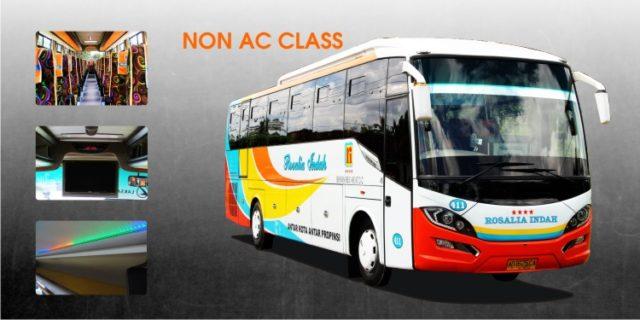 Kelas Non AC Seat 2-2 Rosin :roll: