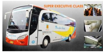 Kelas Super Executive Seat 2-1 dengan legrest Rosin :roll:
