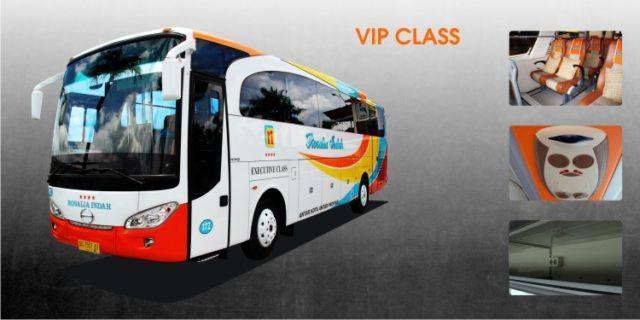 Kelas AC VIP Seat 2-2 Rosin :roll: