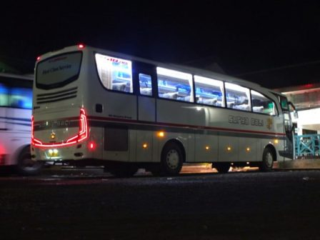 Armada Jetbus 2 HD Surya Bali