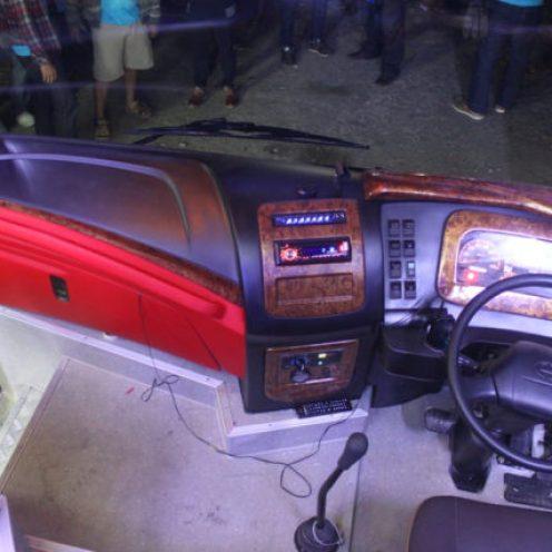 Dashboard Hino RN 285 PO Surya Bali