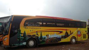 Banyak digunakan oleh bus pariwisata