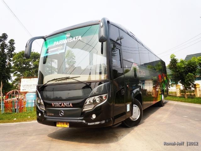 Sang Legenda:NPM Bus Tertua Di Sumatera,Berdiri Sejak 1937 Sebelum Indonesia Merdeka