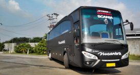Nusantara NS 251 luxury bus