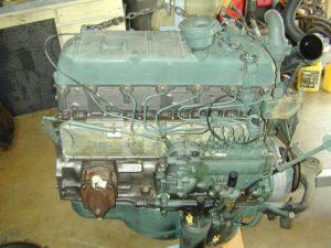 OF 1113 - mesin OM 352-2