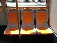 seat khusus penumpang disabilitas