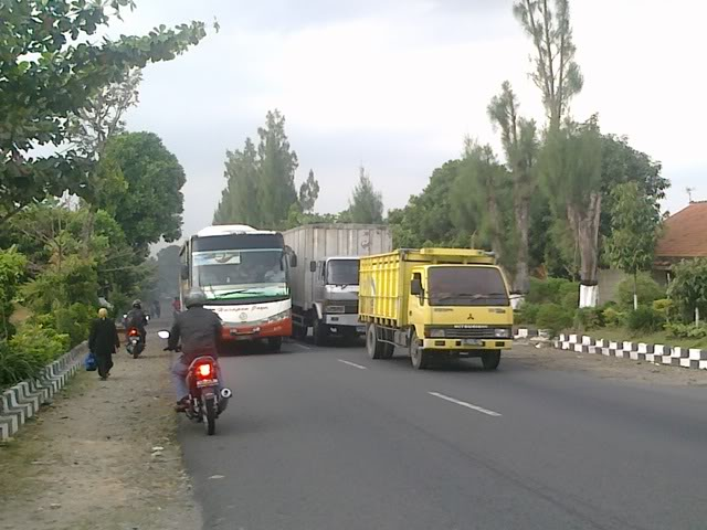 skenario kecelakaan – trafic 2