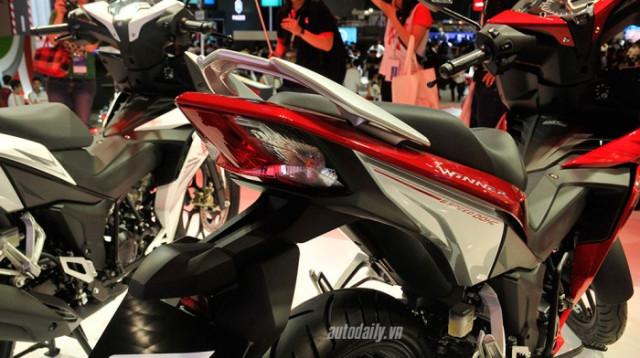 Honda Supra X 150 – Winner 150 3 lampu rem belakang