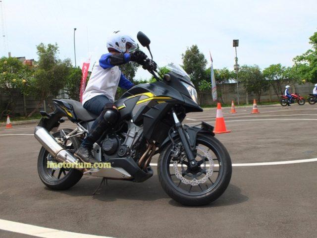 Safety Riding Wahana Honda – Jatake (205)
