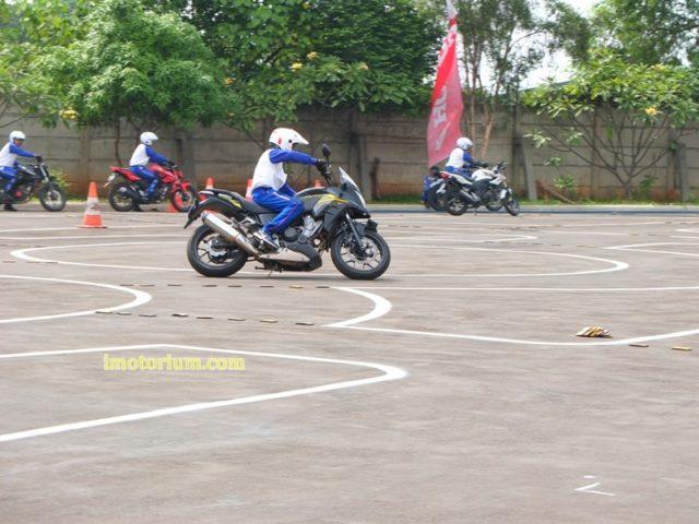Safety Riding Wahana Honda – Jatake (24)