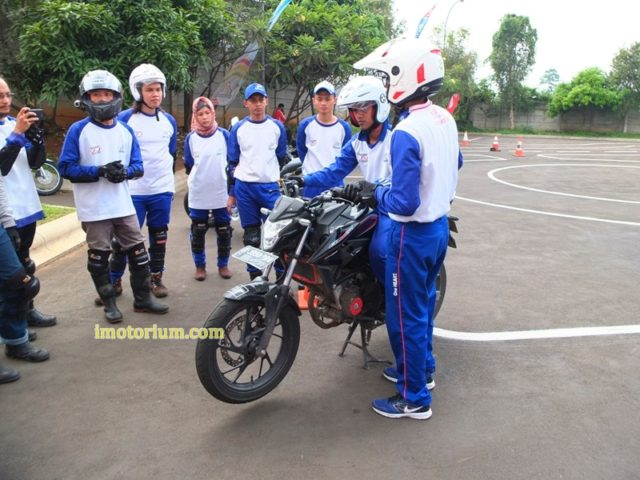 Safety Riding Wahana Honda – Jatake (67)