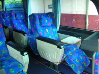 Bali Motor Wisata - BMW Interior 3