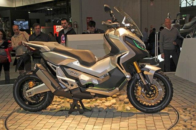 Honda X-Adv 3