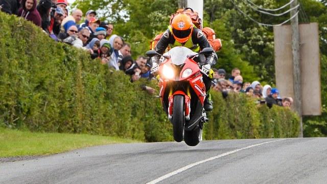 Irish Road Racing Doctor John Hinds – 1