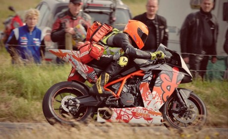 Irish Road Racing Doctor John Hinds - 3
