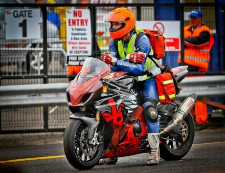 Irish Road Racing Doctor John Hinds - 4
