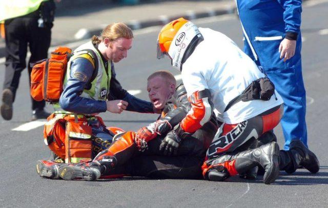 Irish Road Racing Doctor John Hinds – 9