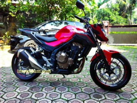 Imotorium - Detail Honda CB500F (2)